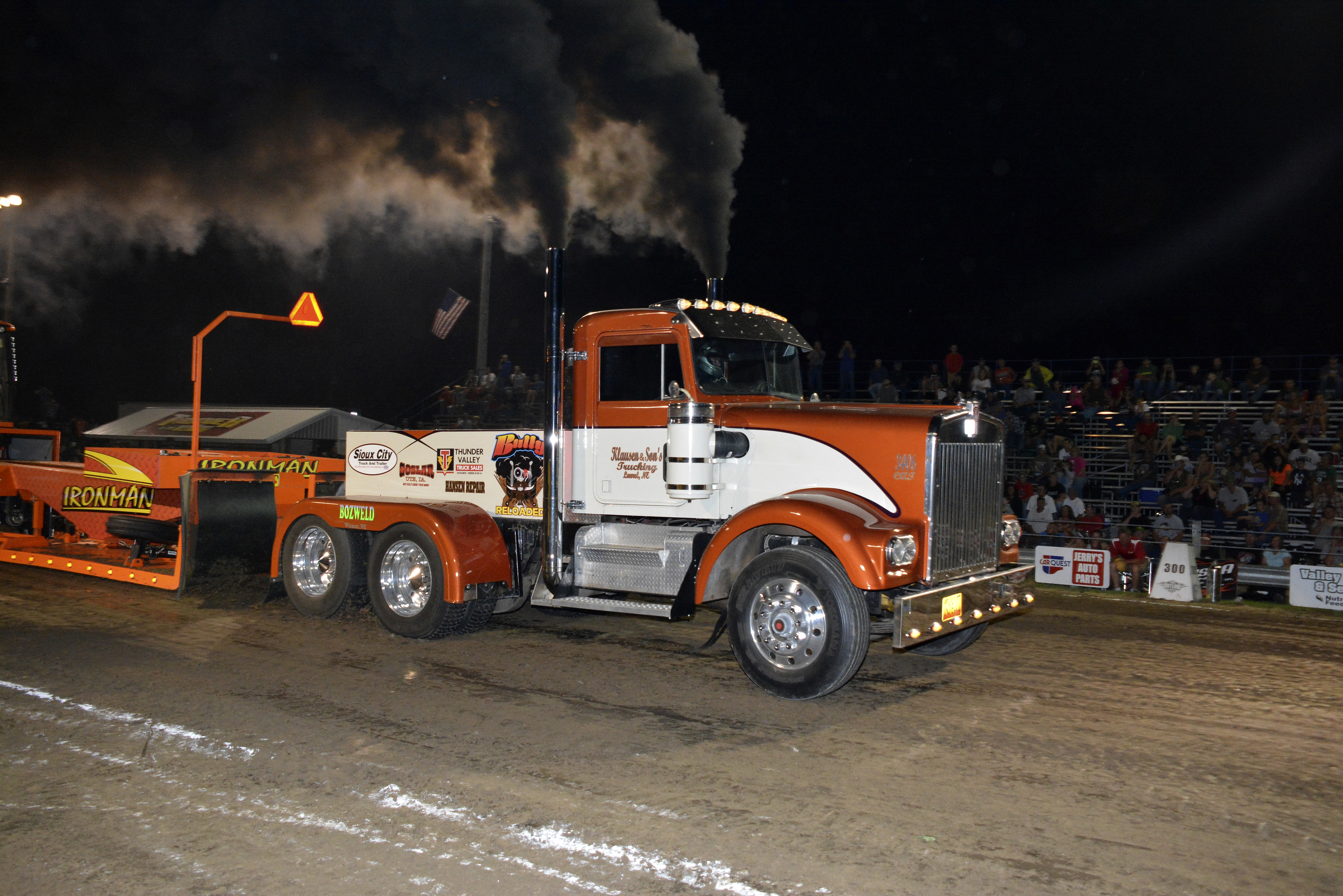 Fastest Stock Diesel Truck >> Classes « Thunder in the Valley Tractor Pull | Rock Valley, Iowa | Official Website