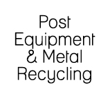 Post Equipment & Metal Recycling