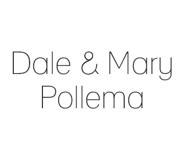 Dale & Mary Pollema